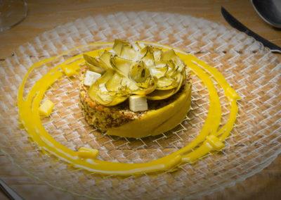 WT_CARLOSMARQUES_Ensalada de quinoa con mango, alcachofa braseada y queso feta 4
